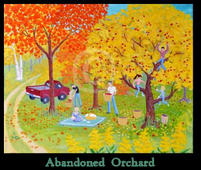 Abandoned Orchard