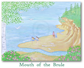 Mouth of the Brule