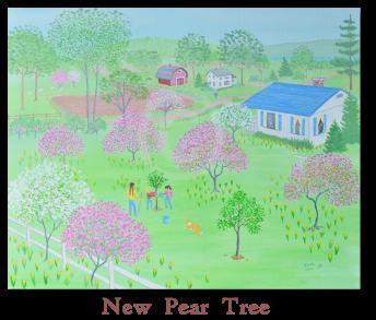 New Pear Tree