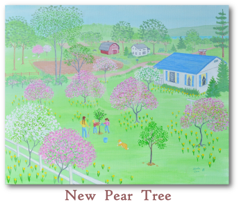 New Pear Tree