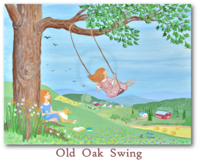 Old Oak Swing