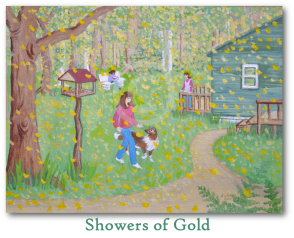 Showers of Gold