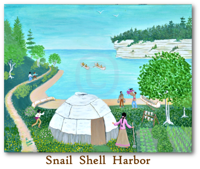 Snail Shell Harbor