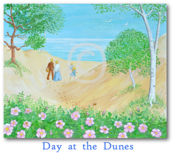 Day at the Dunes