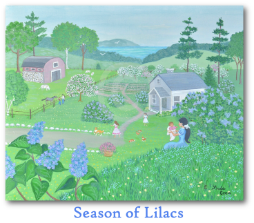 Season of Lilacs