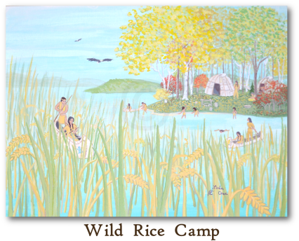 Wild Rice Camp